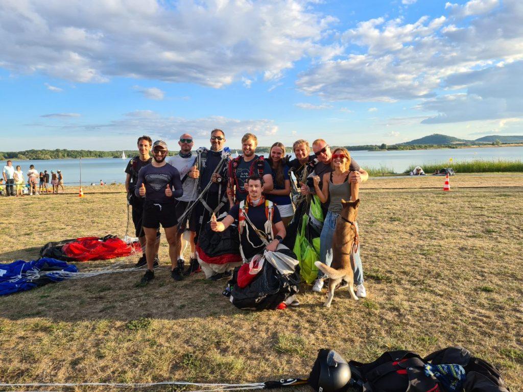 equipe saut parachute lorraine